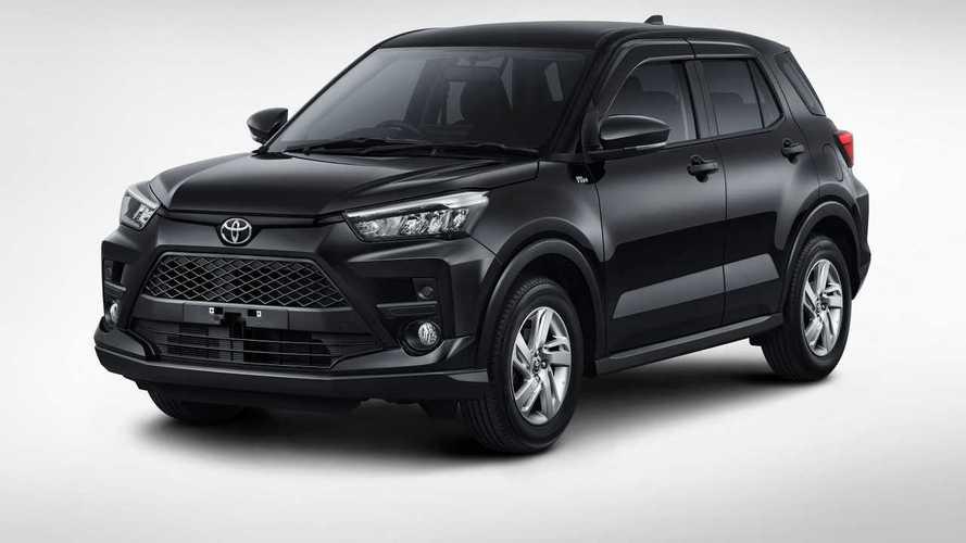Siasati Permintaan, Toyota Luncurkan Raize versi 1.2 G