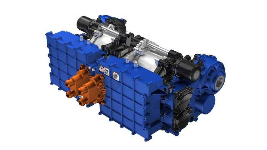 Yamaha: al via gli ordini per un motore elettrico da 350 kW