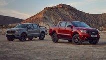 Howdy, Ranger: Zwei neue Sondereditionen für den Ford-Pick-up