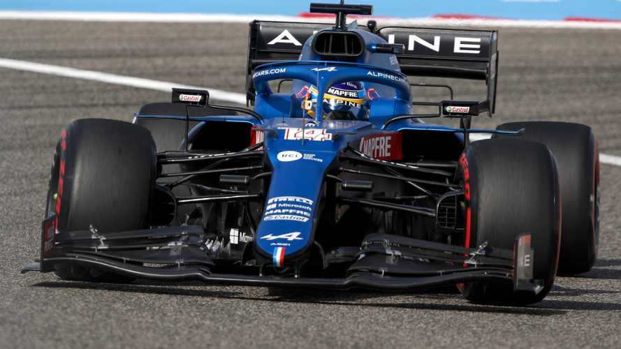 Alpine 'scared' itself in Bahrain with hot-weather struggles