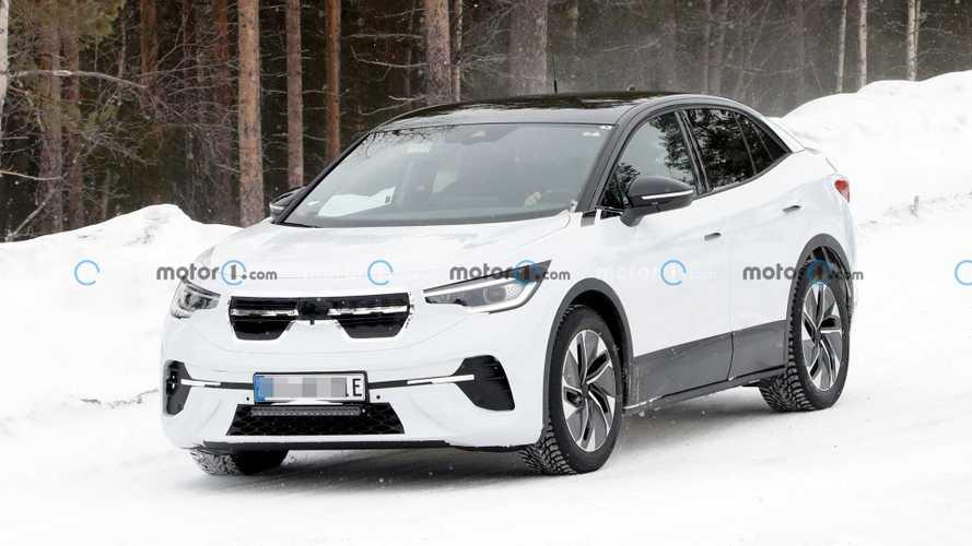 Volkswagen ID.5, o novo SUV-cupê elétrico está quase pronto para a estreia