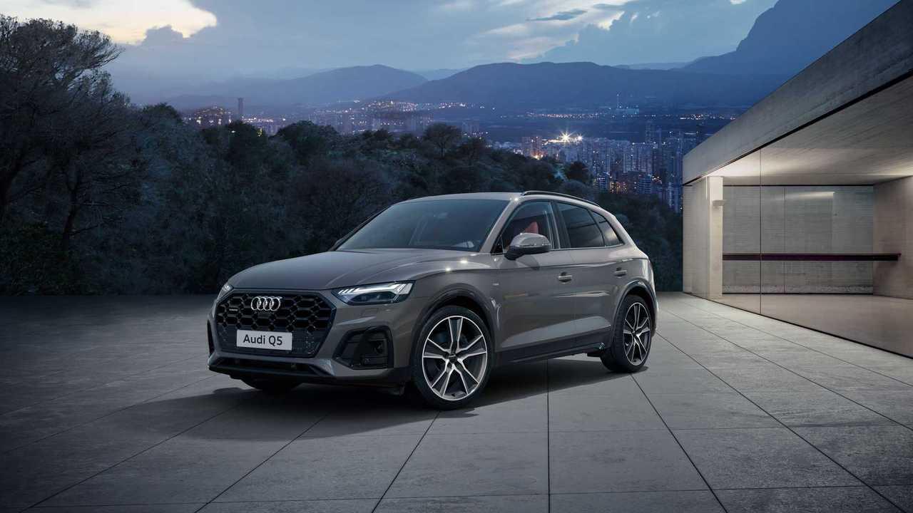 Обновленный Audi Q5 добрался до России со старыми моторами
