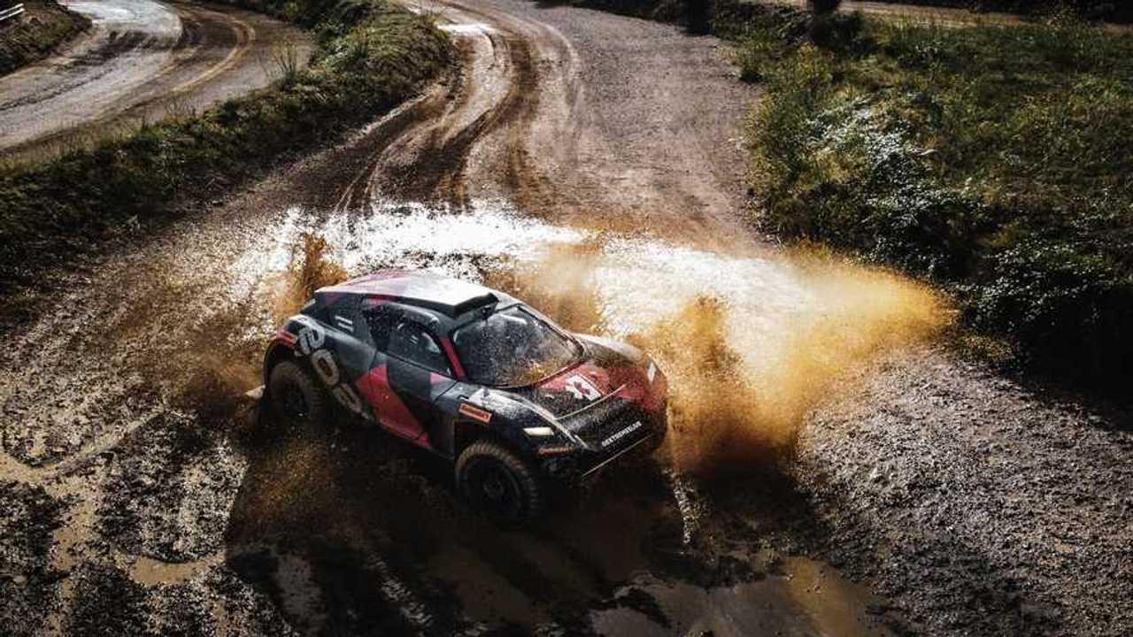Motorsport Images, agencia fotográfica de Extreme E