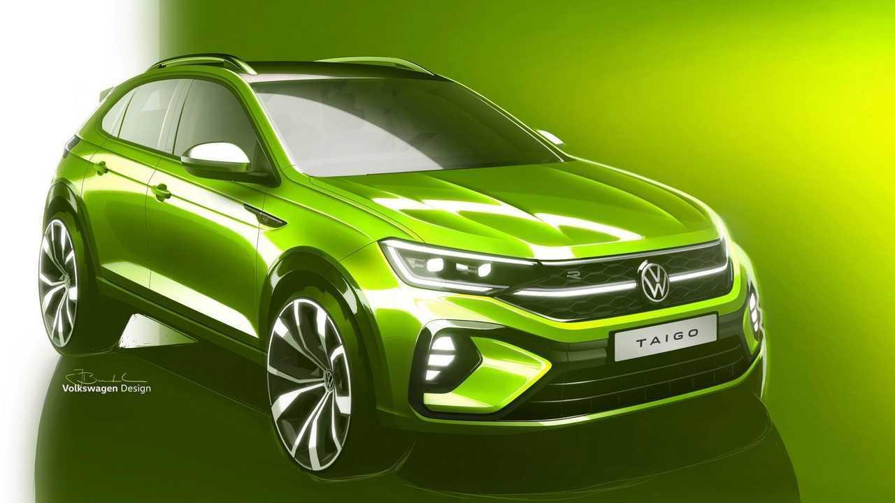 VW Taigo SUV-Coupé 2021