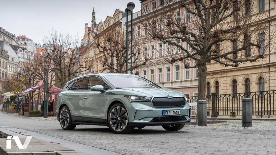 Skoda Highlights Enyaq iV Features In Beautiful Czechia