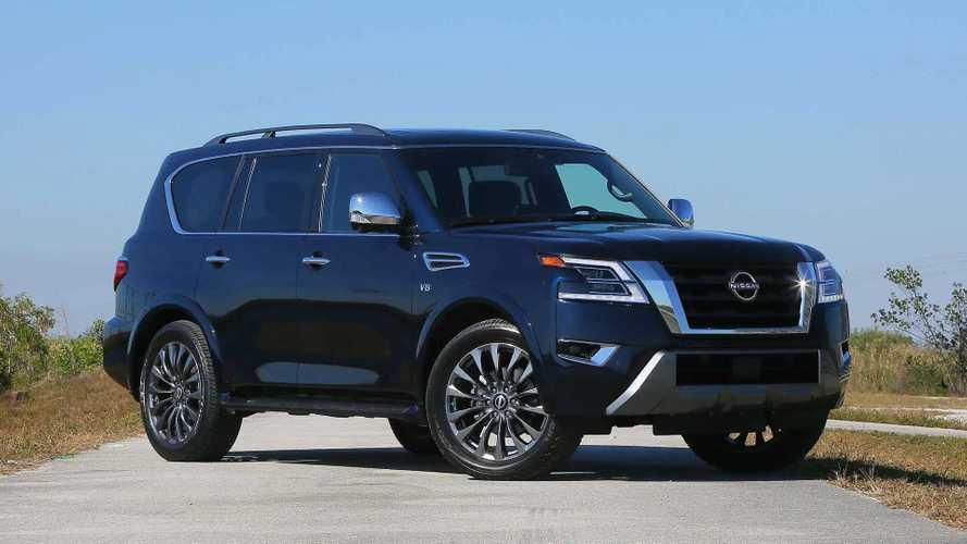 2021 Nissan Armada: Review