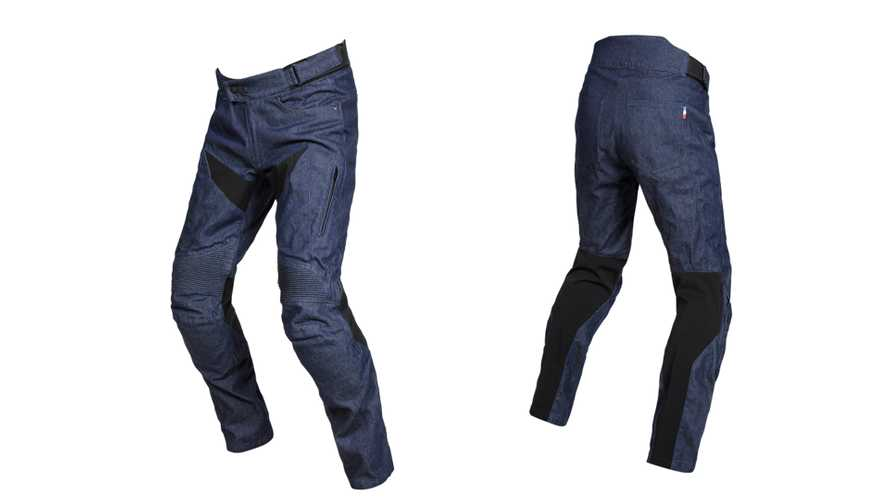 French Engine Oil Producer Elf Releases New Sport Denim Pants