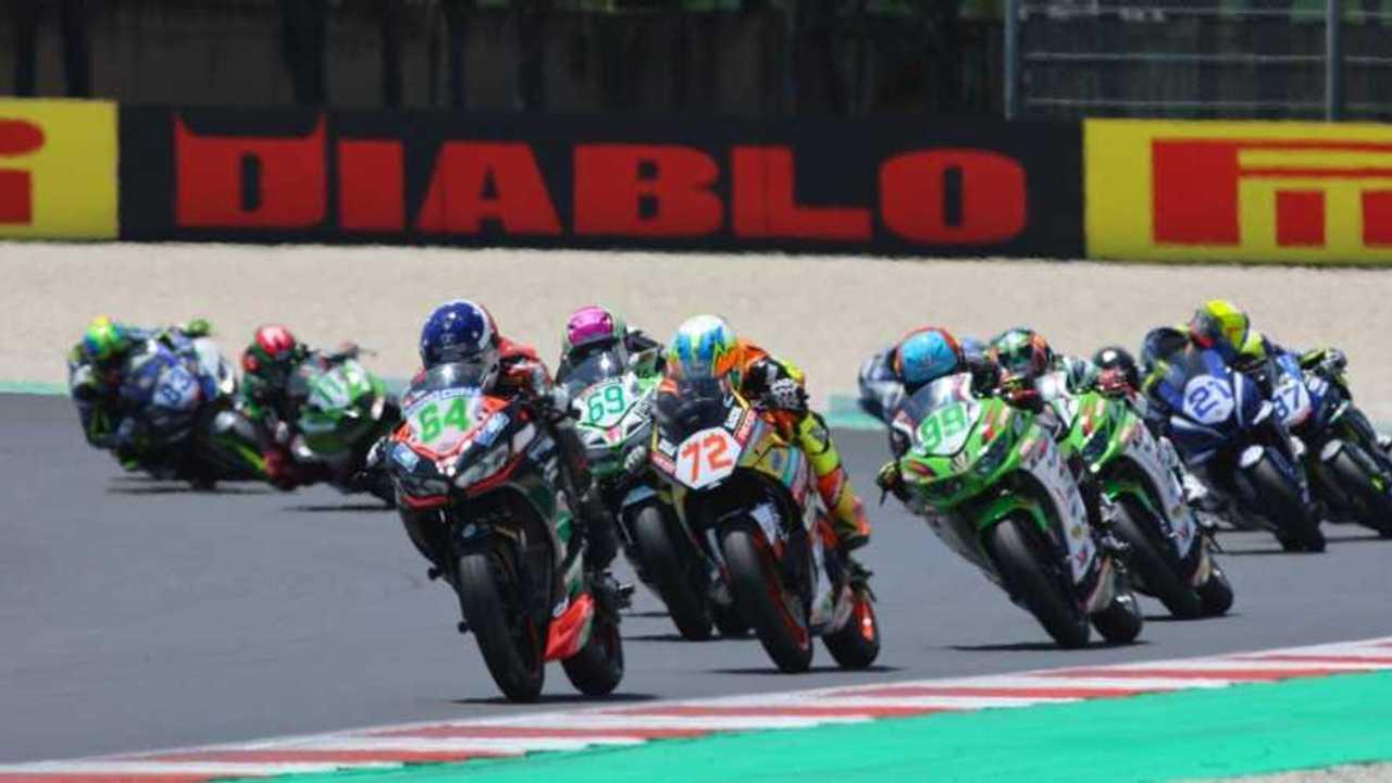 World Superbike Championship MTM Misano Race 1