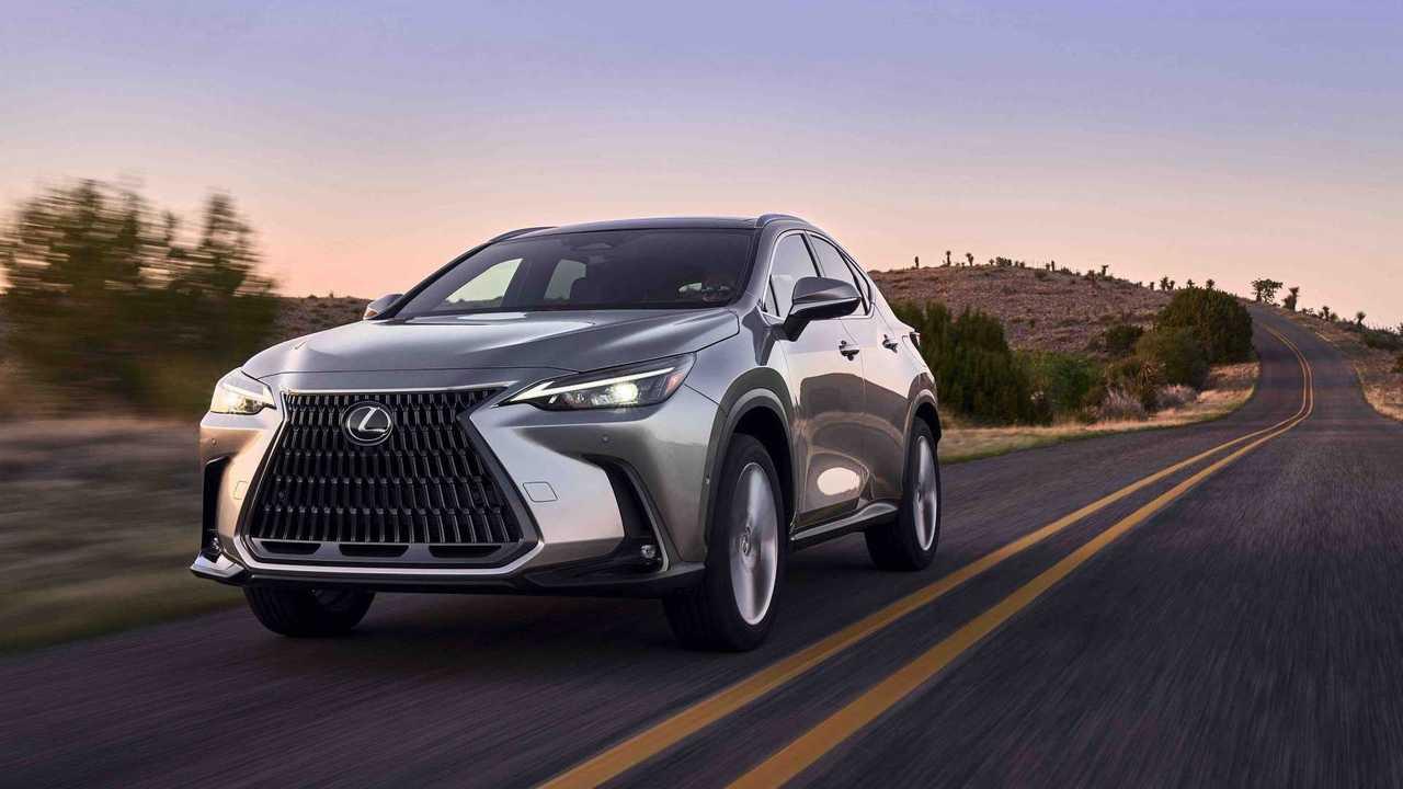 Lexus NX (2022): Weltpremiere der zweiten Generation