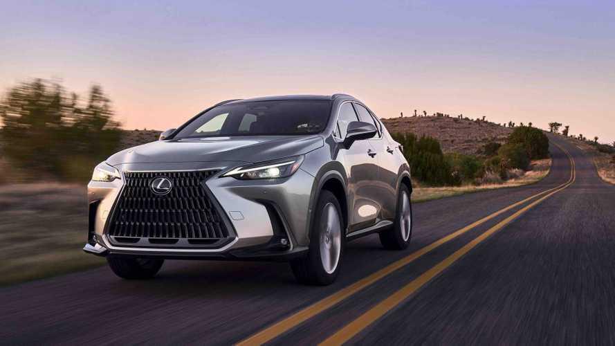 Lexus NX 2021, el SUV de lujo japonés se renueva