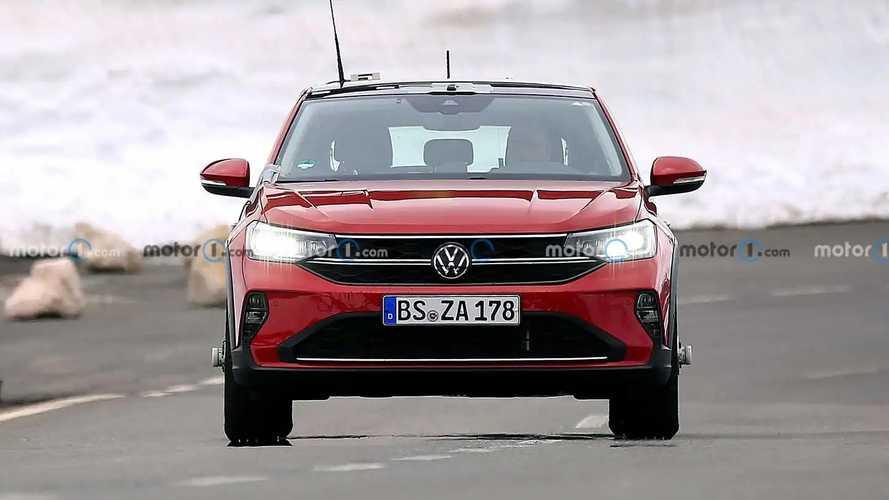 Volkswagen Taigo, le nuove foto spia