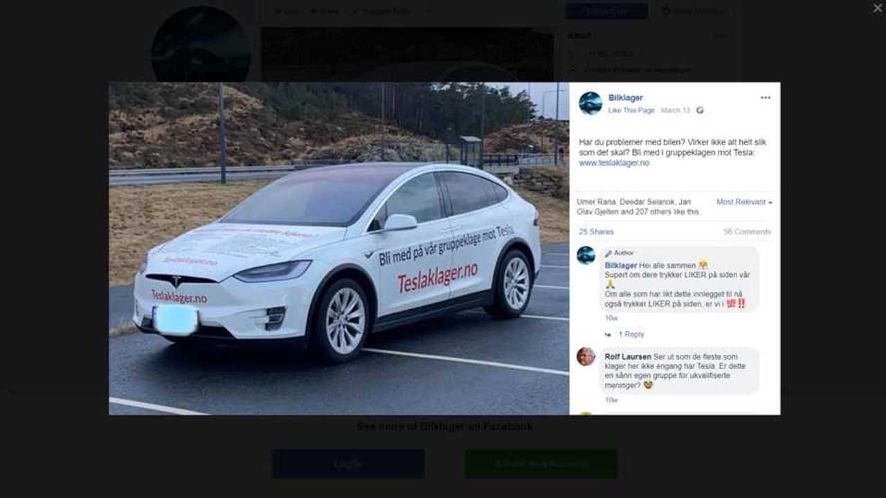 Tesla Is Convicted In Norway For Model S's Voltage Cap Update