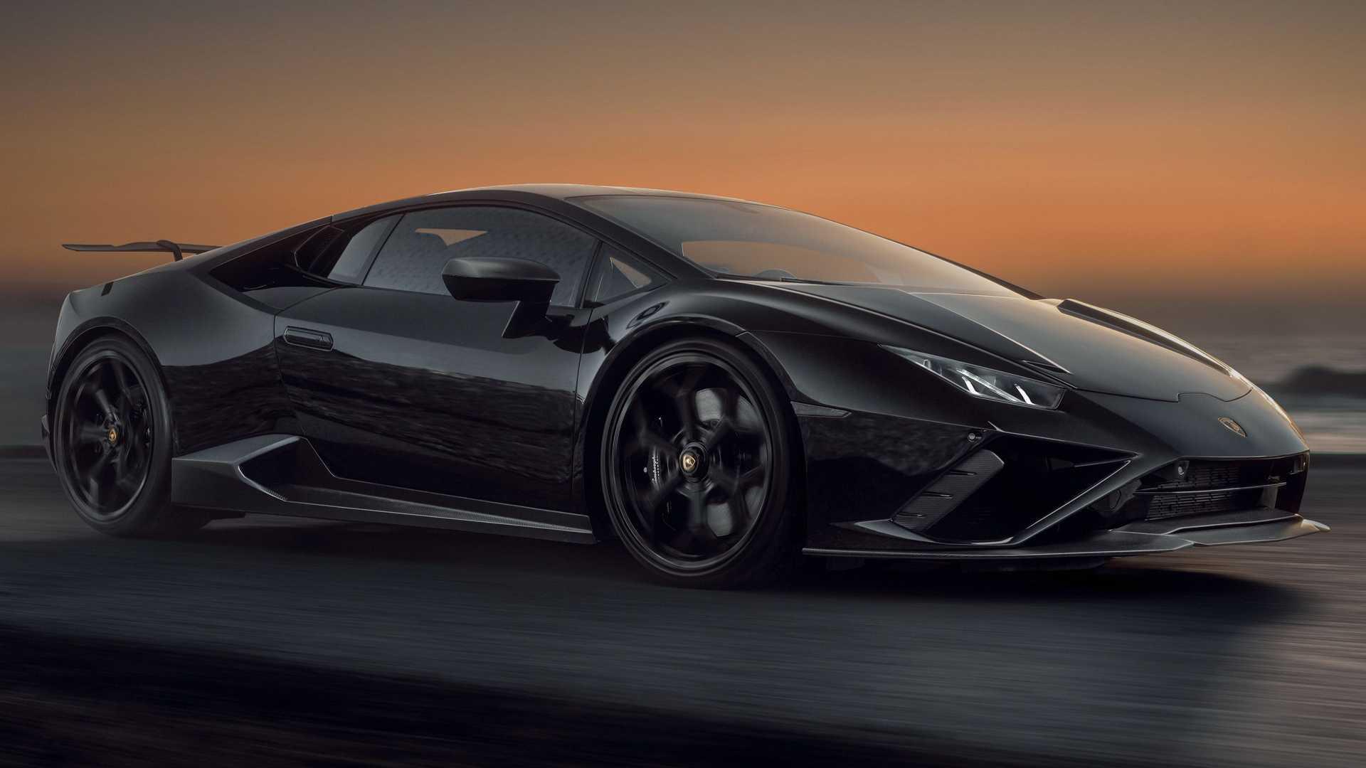 Lamborghini Huracan Evo By Novitec Front View