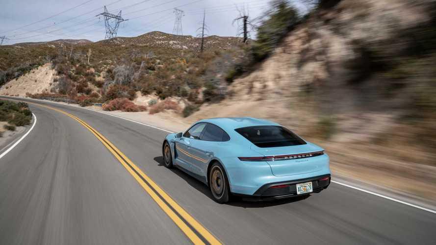 Official 2021 Porsche Taycan 4S EPA Range Is 12% Higher Than 2020 MY