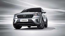 Hyundai Creta (2020) для России