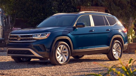 2021 Volkswagen Atlas Starts At $31,545, Top Trim Is $50,695