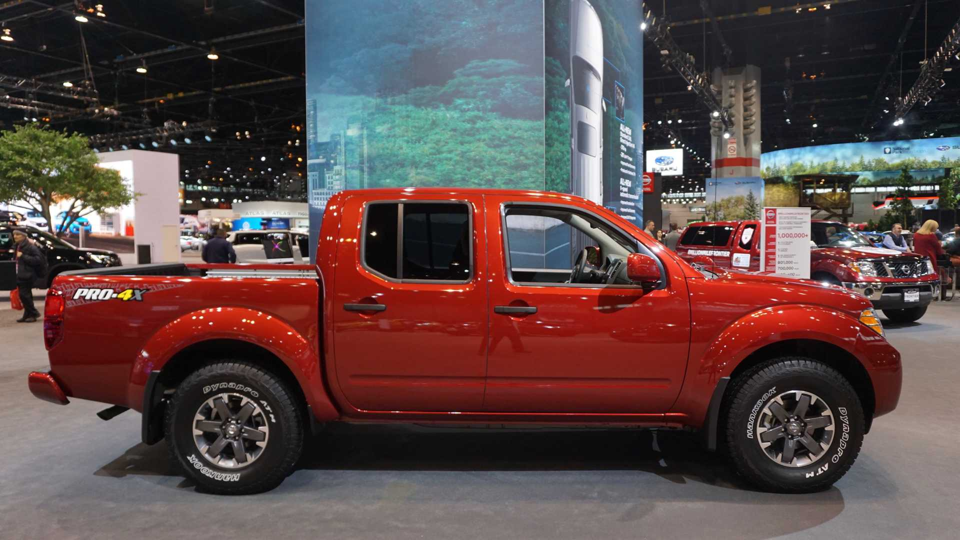 2020 Nissan Frontier Fuel Economy Revealed Up To 24 Mpg Highway