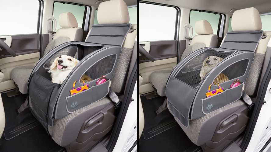 Honda Pet Seat Plus Is The Most Adorable Thing You'll See Today