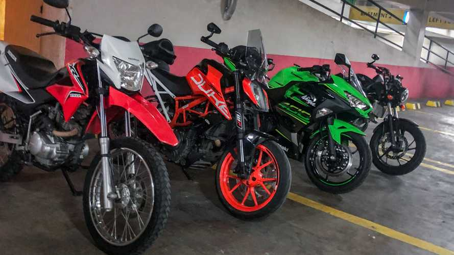 Filipinos Are Buying More Motorcycles Amidst Worsening Traffic Conditions