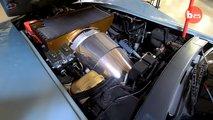 Jet Powered C3 Chevrolet Corvette