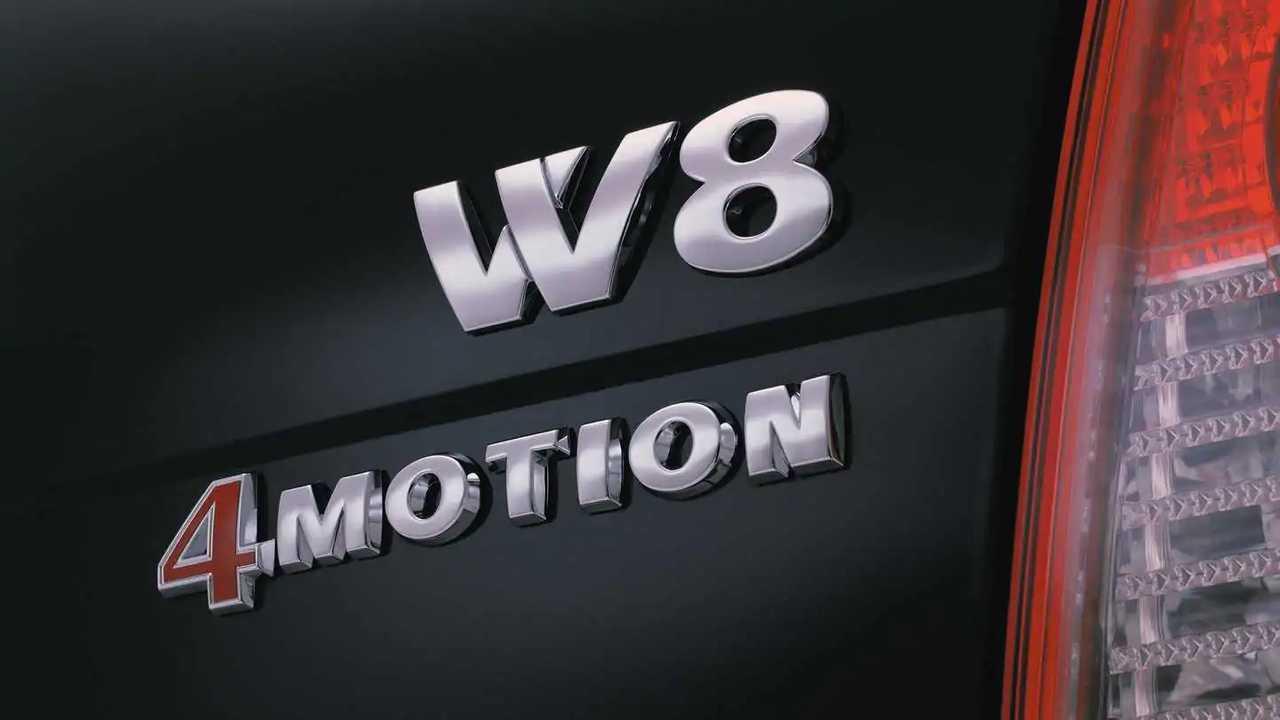 Motor W8