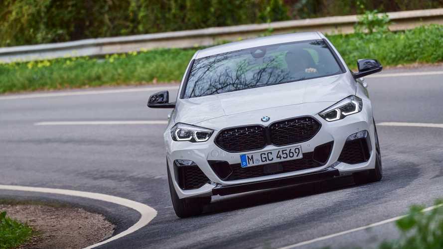 BMW M235i Gran Coupe'nin geyik testini izleyin