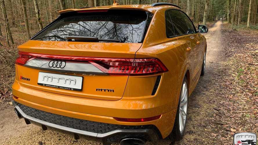 Egyszerűen brutális csomagot kapott az Audi RS Q8 az MTM-től