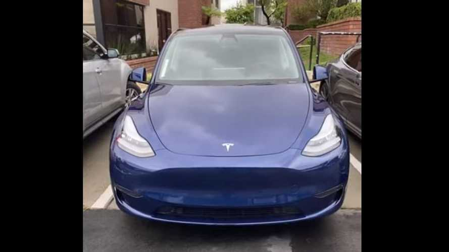 Tesla Model Y Deliveries Officially Underway
