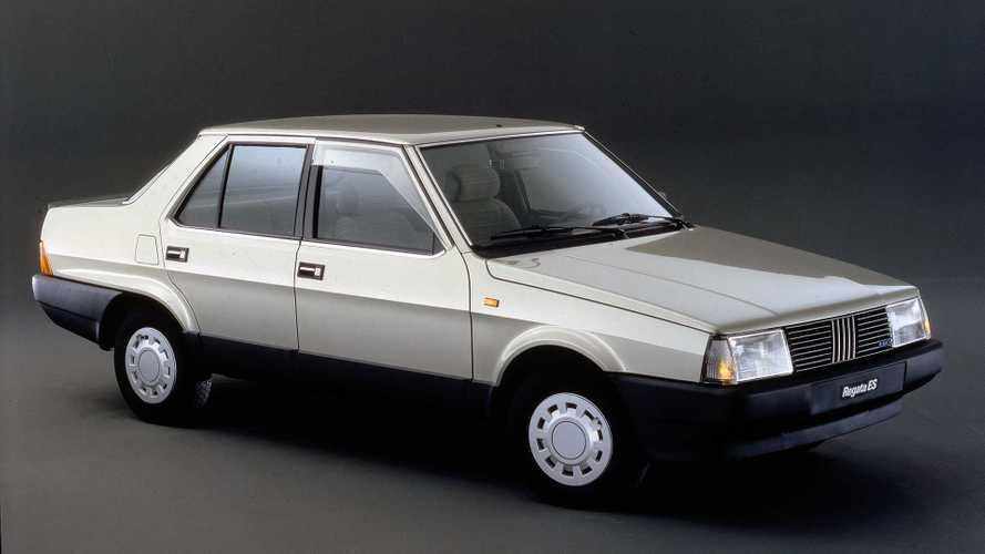Fiat Regata (1983-1990): Kennen Sie den noch?