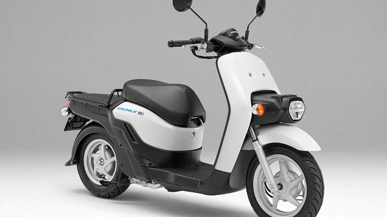 Honda Benly-E