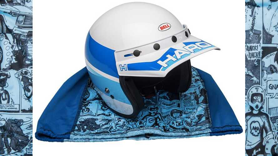 Bell Launches New Limited-Run Custom 500 Haro Helmet