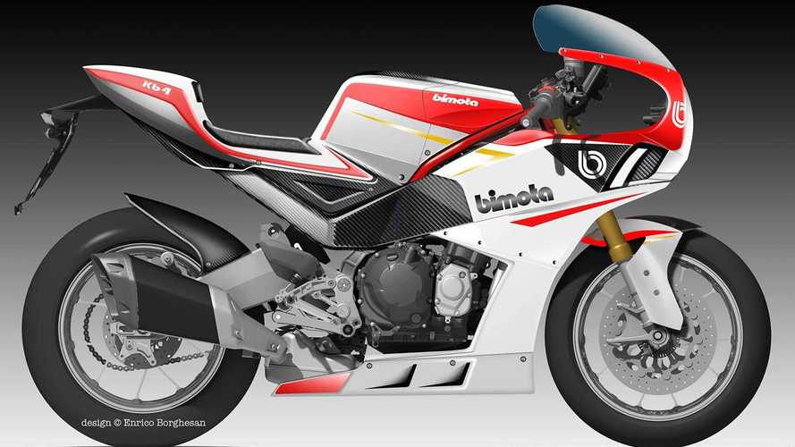 Bimota KB4, debutto per l'estate 2020 [VIDEO]