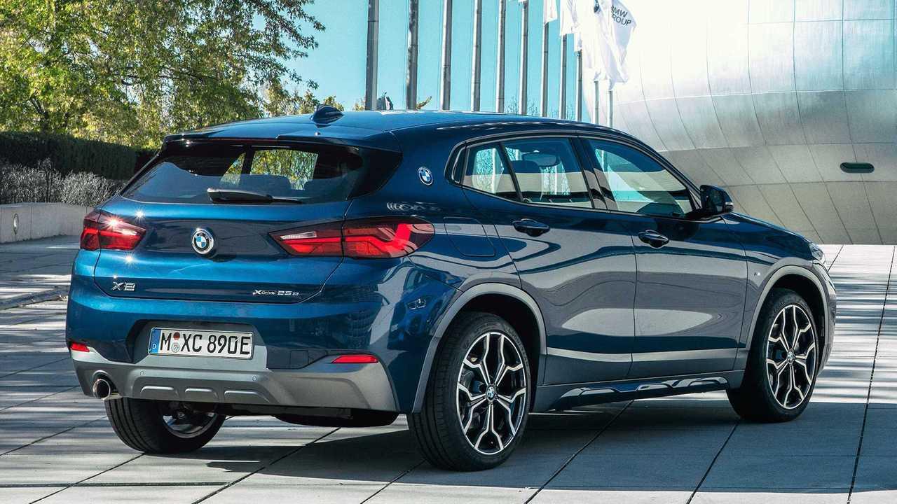 BMW X2 xDrive25e (wohl ab Frühjahr oder Sommer 2020)