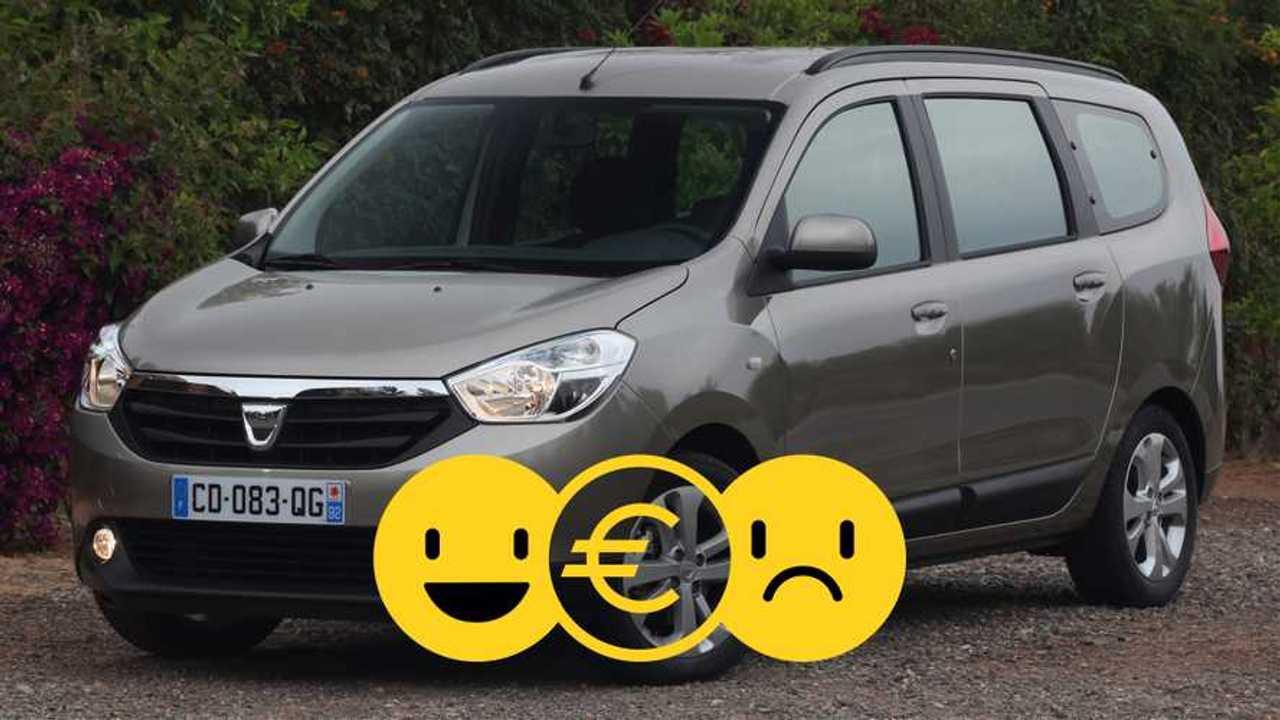 Copertina Promozione Dacia Lodgy