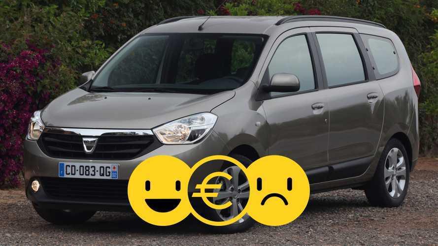 Promozione Dacia Lodgy, perché conviene e perché no