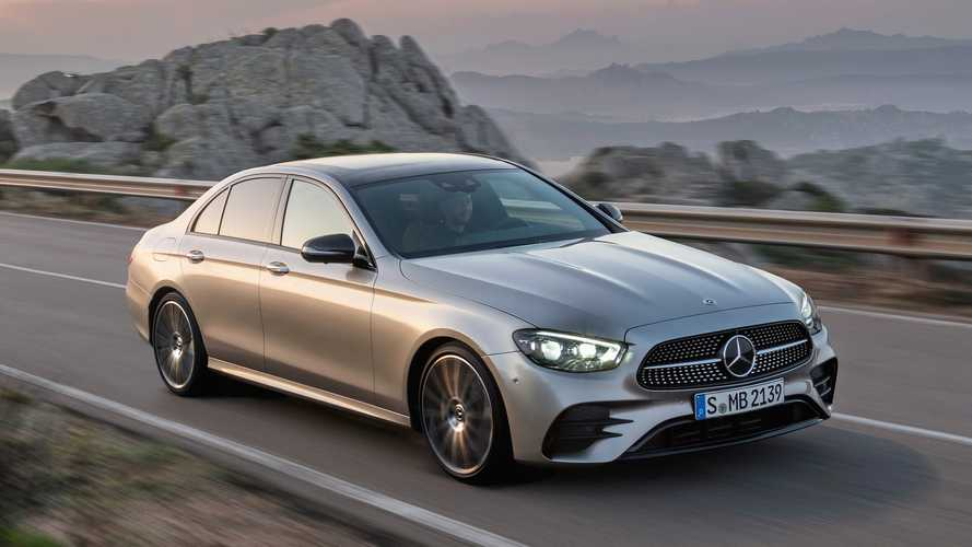 Mercedes-Benz E-класса пережил массированный рестайлинг