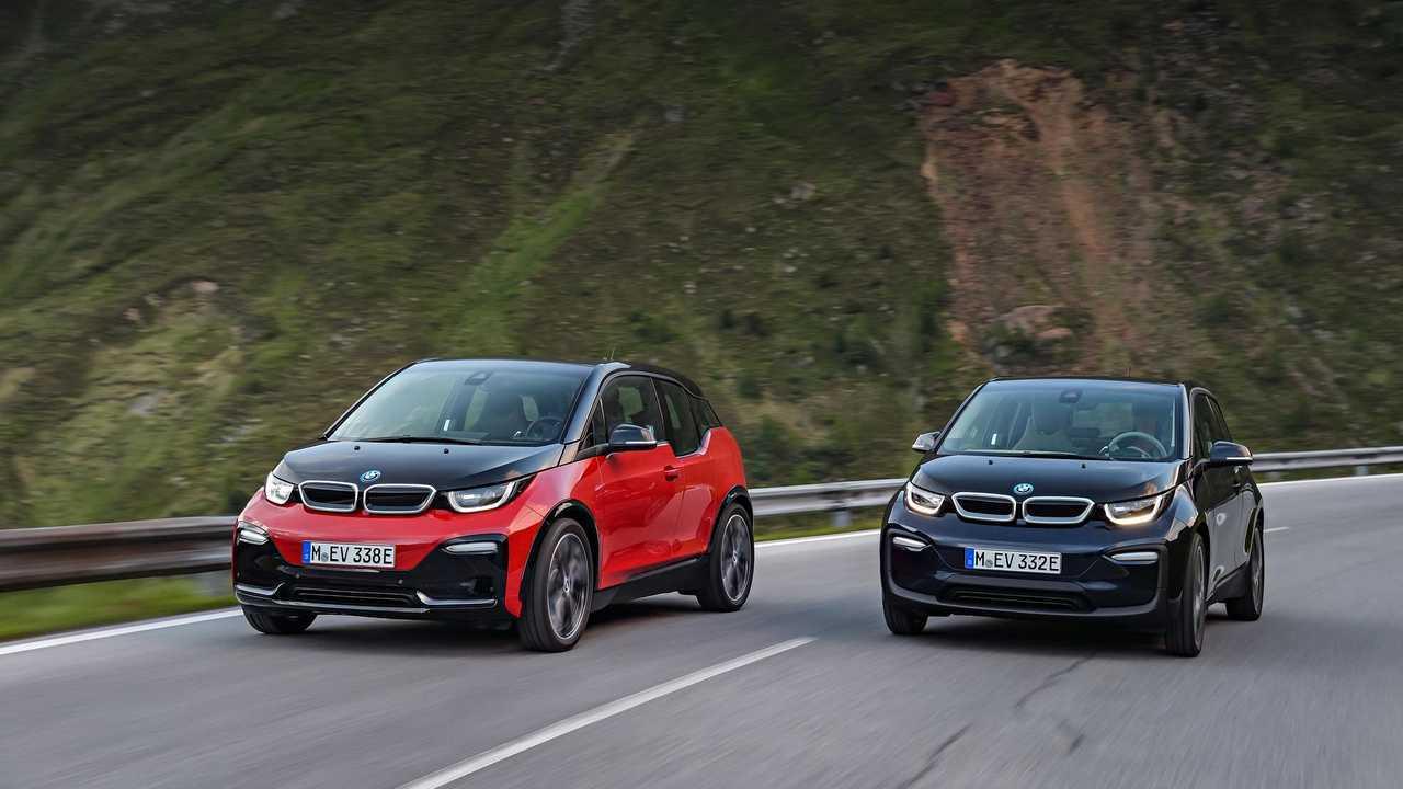 BMW i3 e i3S