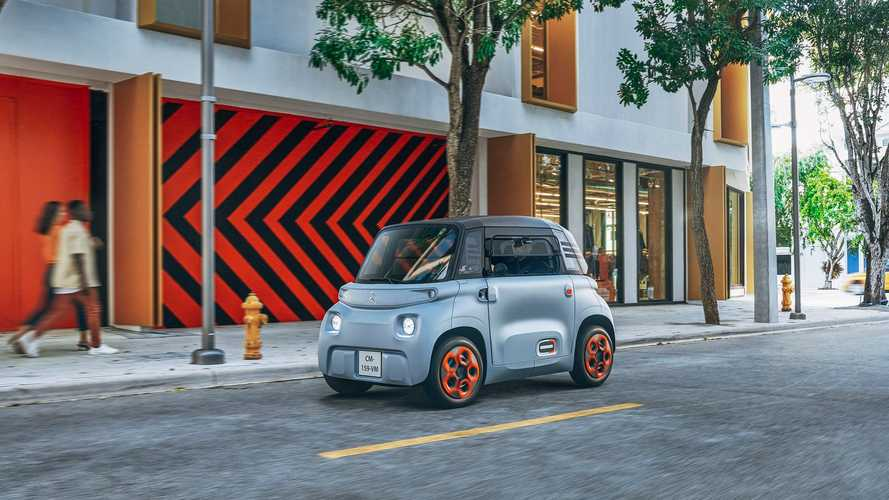 Citroën Ami Is An Ultra Affordable EV With Deliveries Set For June