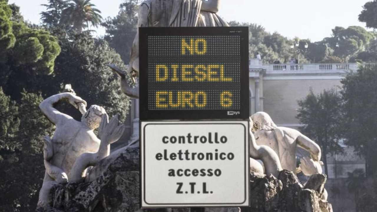 Blocchi del traffico, No Diesel EURO 6