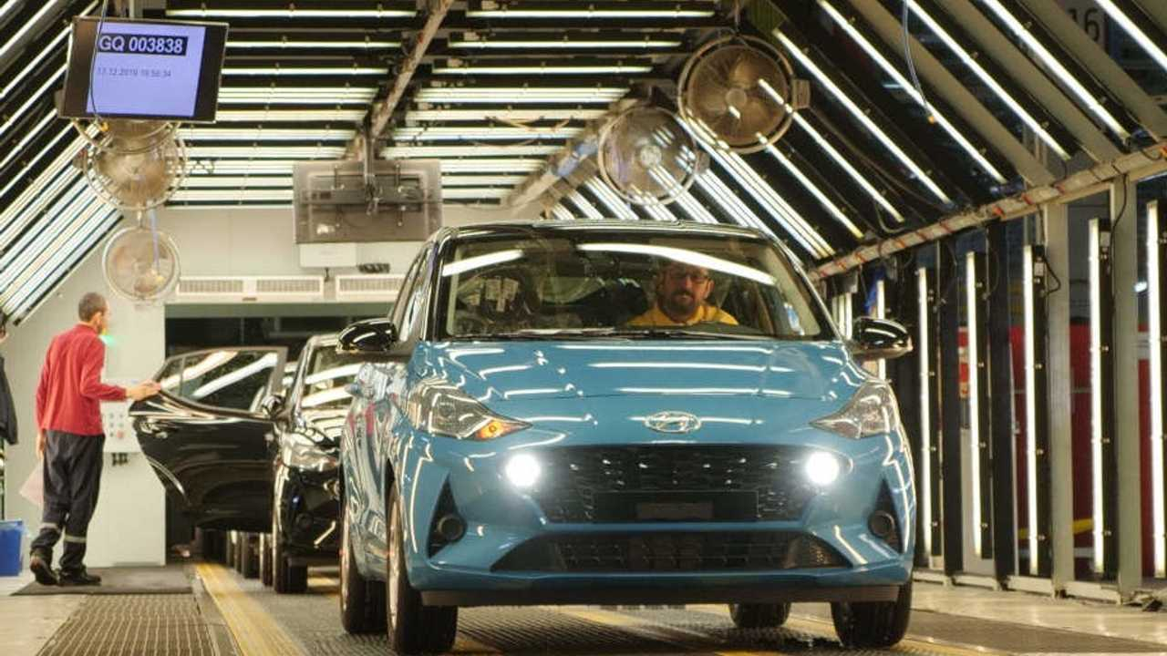 Produzione Hyundai i10