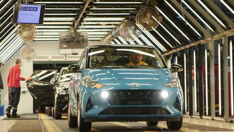 Coronavirus, Hyundai ferma la produzione in 7 impianti in Sud Corea