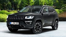 Jeep Renegade 4xe und Compass 4xe