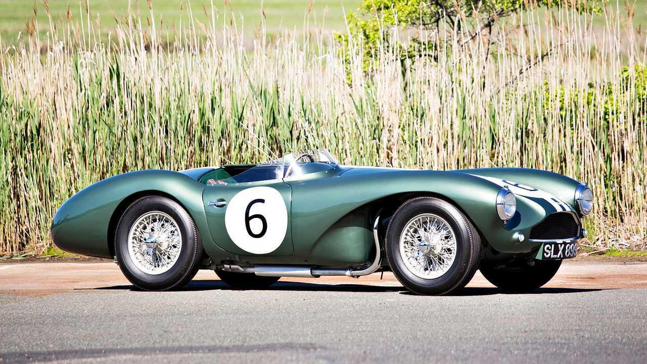 Aston Martin DB3S (1955) - 4,9 миллиона евро