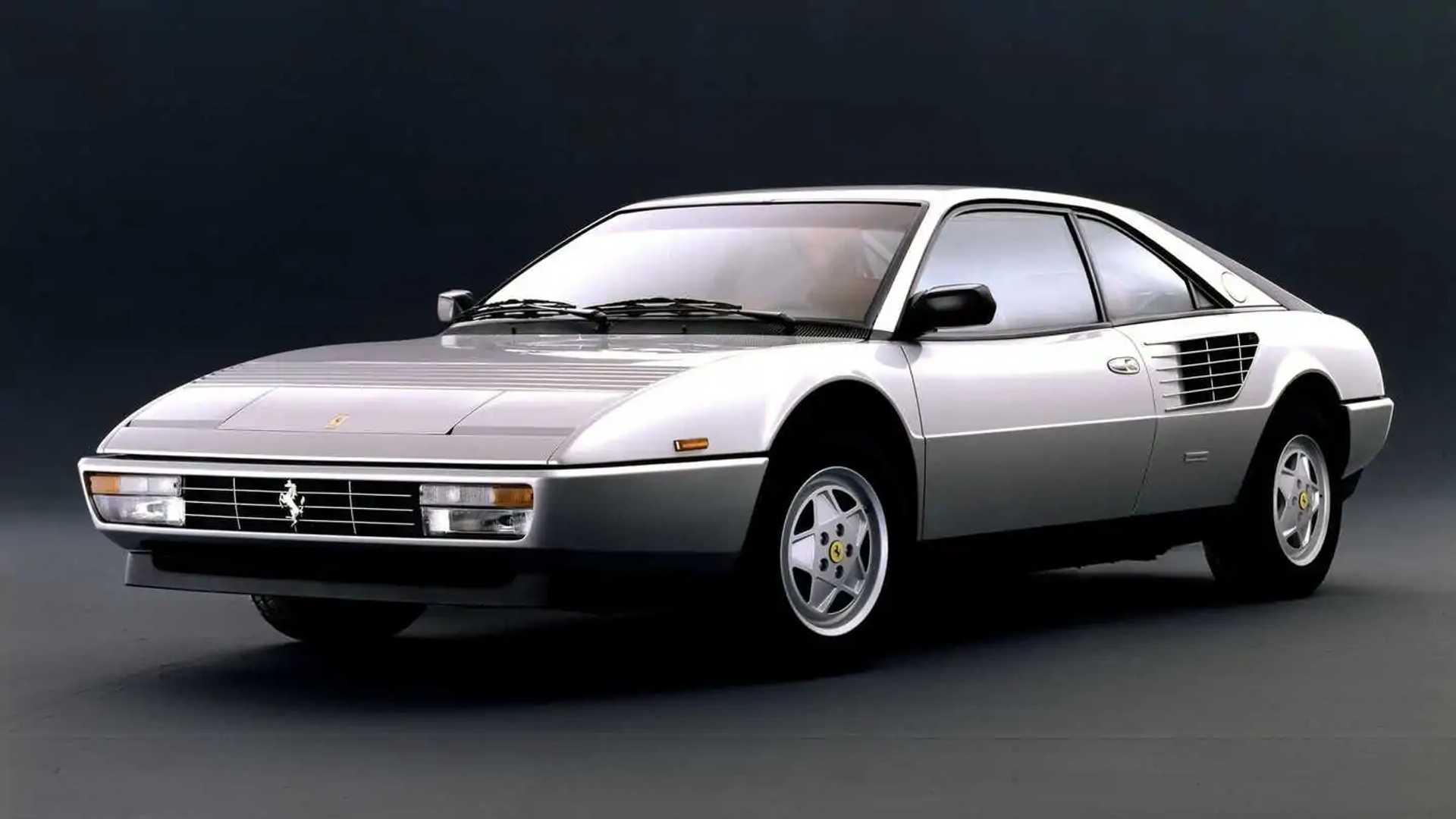 40 Jahre Ferrari Mondial Ungeliebter 2 2 Sitzer