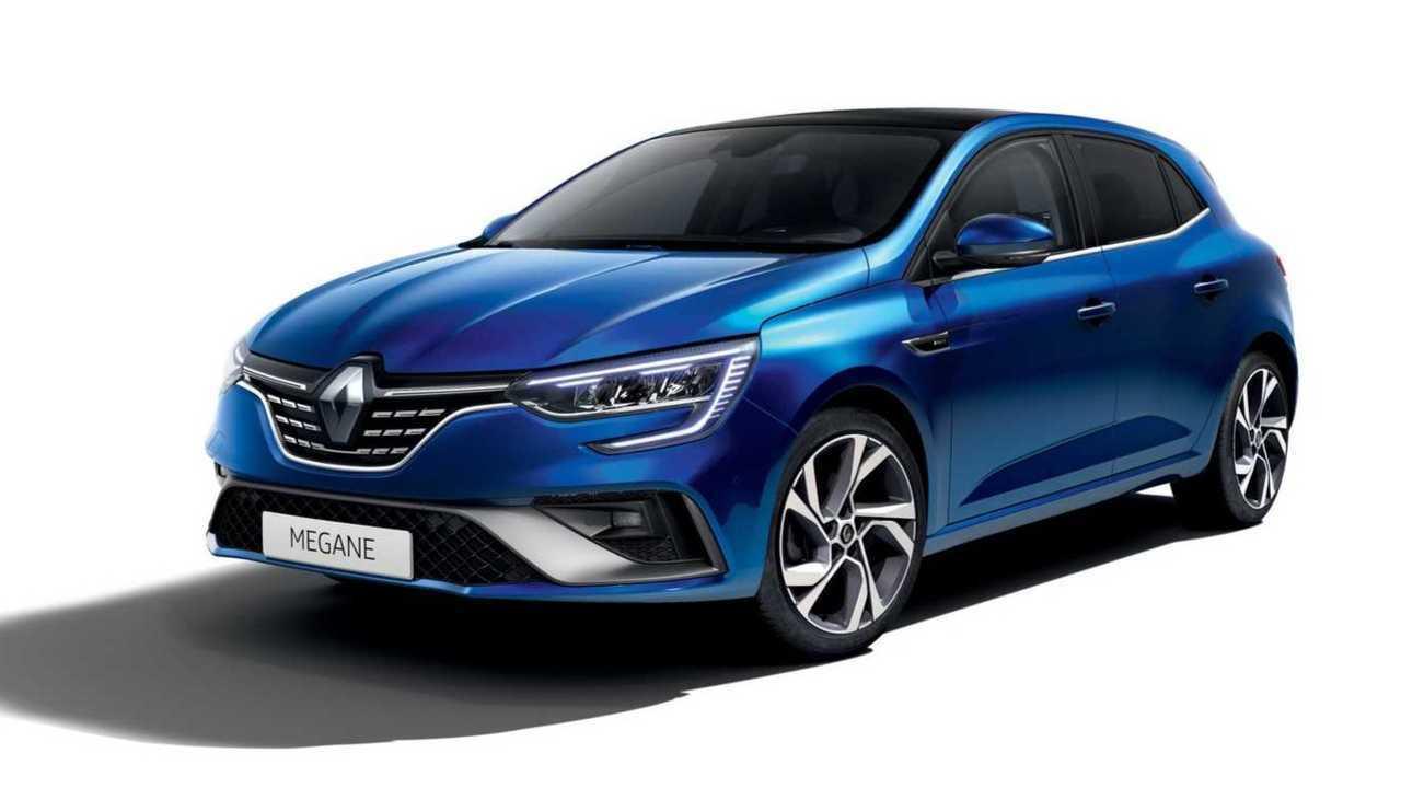 Renault Mégane Facelift