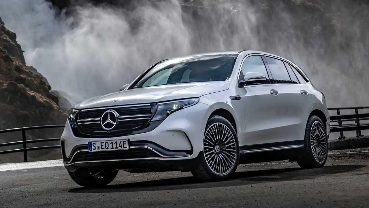 Mercedes-Benz EQC - À partir de 79'249 euros
