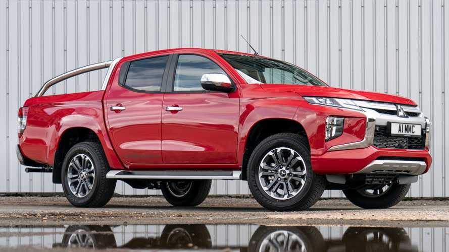 Mitsubishi L200 breaks sales record after 12 years in the UK