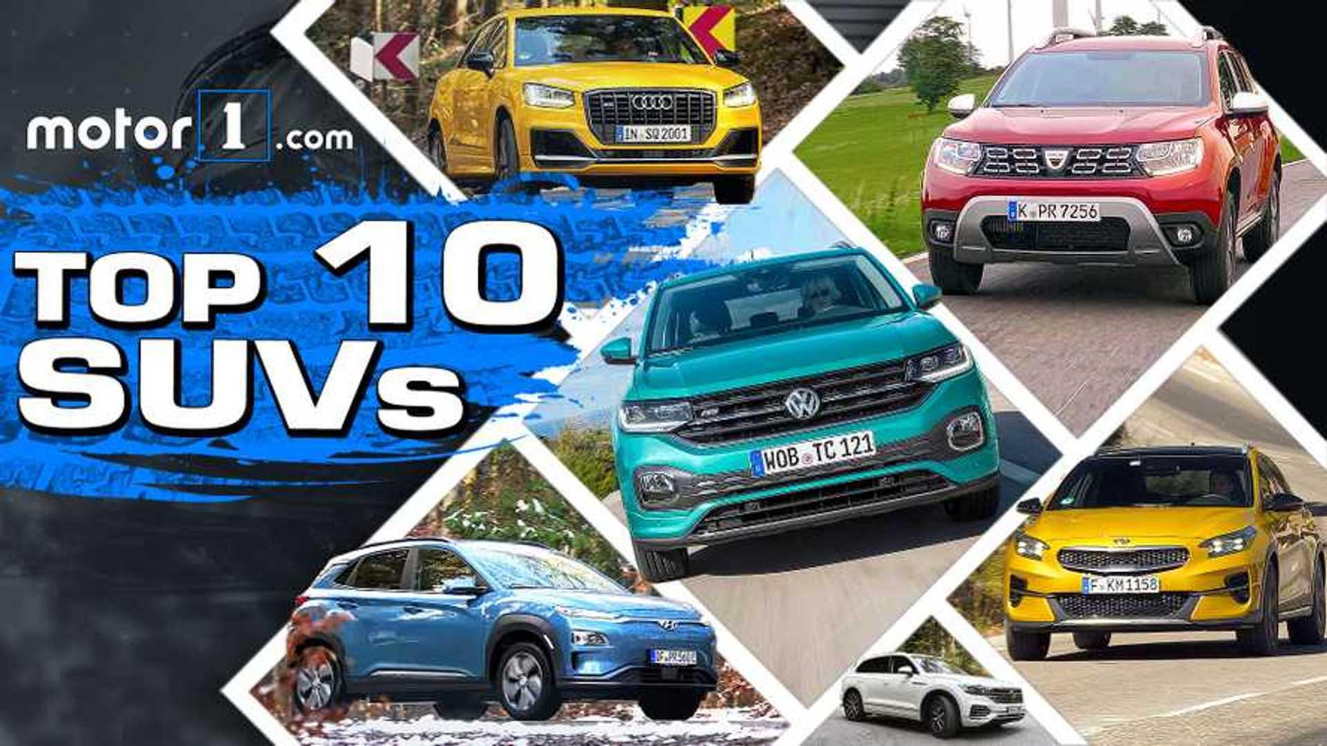 Video-Top-10: Das sind die 10 besten SUVs