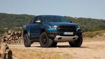 Prueba Ford Ranger Raptor 2020