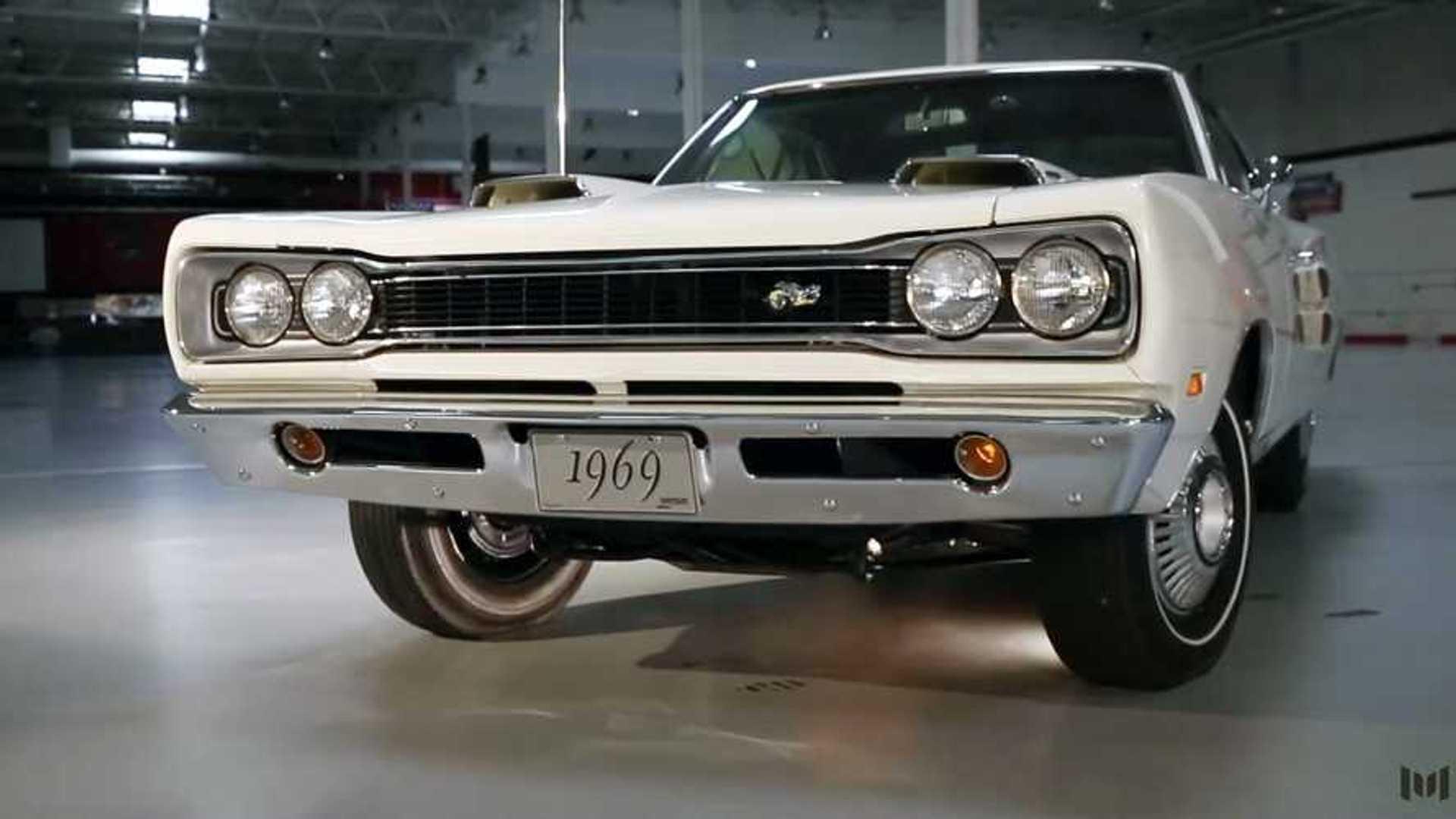 "[""Low-Mileage 1969 Dodge Coronet Super Bee""]"